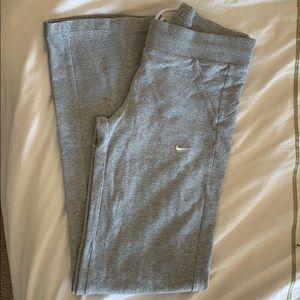 Nike gray yoga pants - size XS.